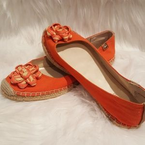 Like new SUPER Cute Etienne Aigner Espadrilles